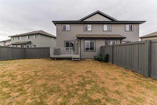 Photo 38: 120 Cranston Place Fort Saskatchewan Half Duplex For Sale E4151350