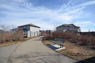 Photo 47: 120 Cranston Place Fort Saskatchewan Half Duplex For Sale E4151350
