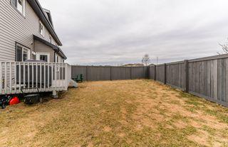 Photo 41: 120 Cranston Place Fort Saskatchewan Half Duplex For Sale E4151350