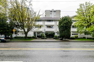 Photo 1: 101 707 EIGHTH Street in New Westminster: Uptown NW Condo for sale : MLS®# R2360415