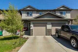 Photo 1: 16 85 SPRUCE VILLAGE Drive: Spruce Grove House Half Duplex for sale : MLS®# E4155002