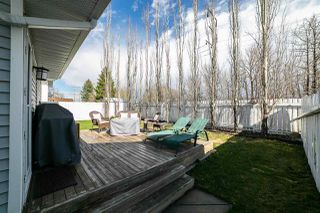 Photo 27: 63 A ARBOR Crescent: St. Albert House for sale : MLS®# E4156069