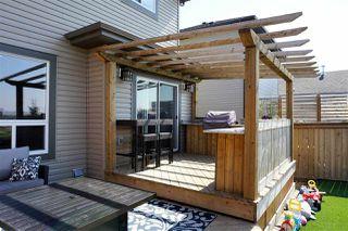 Photo 28: 134 WOODHILL Lane: Fort Saskatchewan House for sale : MLS®# E4158281