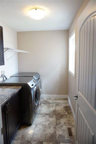 Photo 21: 134 WOODHILL Lane: Fort Saskatchewan House for sale : MLS®# E4158281
