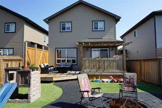 Photo 25: 134 WOODHILL Lane: Fort Saskatchewan House for sale : MLS®# E4158281