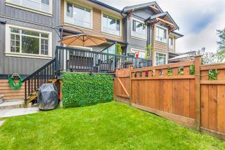 "Photo 19: 112 11305 240 Street in Maple Ridge: Cottonwood MR Townhouse for sale in ""MAPLE HEIGHTS"" : MLS®# R2375296"