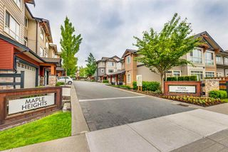 "Photo 20: 112 11305 240 Street in Maple Ridge: Cottonwood MR Townhouse for sale in ""MAPLE HEIGHTS"" : MLS®# R2375296"