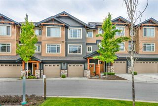 "Photo 1: 112 11305 240 Street in Maple Ridge: Cottonwood MR Townhouse for sale in ""MAPLE HEIGHTS"" : MLS®# R2375296"