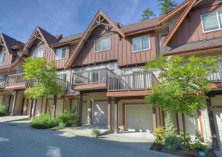 "Photo 1: 30 2000 PANORAMA Drive in Port Moody: Heritage Woods PM Townhouse for sale in ""MOUTAINS EDGE"" : MLS®# R2379384"