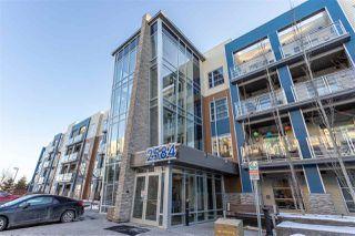 Photo 1: 201 2584 ANDERSON Way in Edmonton: Zone 56 Condo for sale : MLS®# E4182674