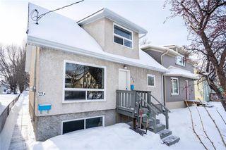 Photo 1: 378 Desautels Street in Winnipeg: St Boniface Residential for sale (2A)  : MLS®# 202003524