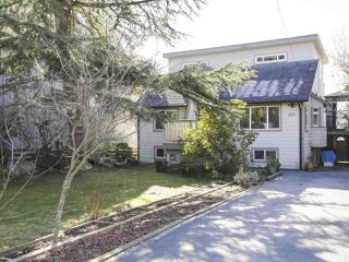Main Photo: 325 W KINGS Road in North Vancouver: Upper Lonsdale House for sale : MLS®# R2443642