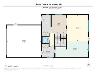 Photo 49: 7 ETOILE Crescent N: St. Albert House for sale : MLS®# E4192216
