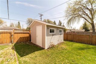 Photo 19: 627 Matheson Avenue in Winnipeg: West Kildonan Residential for sale (4D)  : MLS®# 202010713