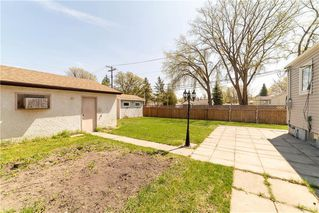 Photo 20: 627 Matheson Avenue in Winnipeg: West Kildonan Residential for sale (4D)  : MLS®# 202010713