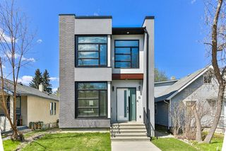 Photo 1: 404 12 Avenue NW in Calgary: Crescent Heights Detached for sale : MLS®# C4301428