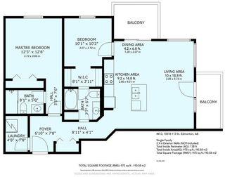 Photo 36: 413 10518 113 Street in Edmonton: Zone 08 Condo for sale : MLS®# E4221416