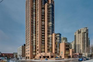 Main Photo: 2202 1100 8 Avenue SW in Calgary: Downtown West End Apartment for sale : MLS®# A1057593