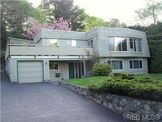 Photo 1: 5162 Lochside Dr in VICTORIA: SE Cordova Bay House for sale (Saanich East)  : MLS®# 571275