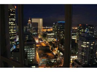 "Photo 2: 2803 565 SMITHE Street in Vancouver: Downtown VW Condo for sale in ""Vita"" (Vancouver West)  : MLS®# V915443"