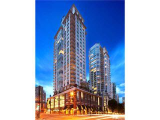 "Photo 1: 2803 565 SMITHE Street in Vancouver: Downtown VW Condo for sale in ""Vita"" (Vancouver West)  : MLS®# V915443"