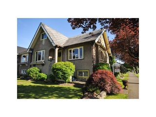 Photo 1: 2704 GRAVELEY ST in Vancouver: Renfrew VE House for sale (Vancouver East)  : MLS®# V953475