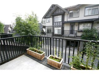 """Photo 19: 10 55 HAWTHORN Drive in Port Moody: Heritage Woods PM Townhouse for sale in """"COBALT SKY"""" : MLS®# V1034207"""