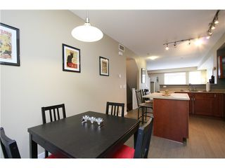 """Photo 7: 10 55 HAWTHORN Drive in Port Moody: Heritage Woods PM Townhouse for sale in """"COBALT SKY"""" : MLS®# V1034207"""