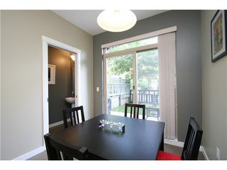 """Photo 8: 10 55 HAWTHORN Drive in Port Moody: Heritage Woods PM Townhouse for sale in """"COBALT SKY"""" : MLS®# V1034207"""