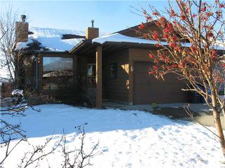 Photo 1: 100 GLENHILL Drive in : Cochrane Residential Detached Single Family for sale : MLS®# C3592319