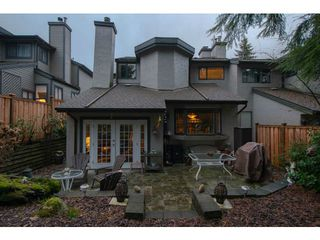 "Photo 19: 1743 RUFUS Drive in North Vancouver: Westlynn Townhouse for sale in ""Concorde Place"" : MLS®# V1045304"