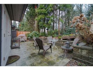 "Photo 18: 1743 RUFUS Drive in North Vancouver: Westlynn Townhouse for sale in ""Concorde Place"" : MLS®# V1045304"
