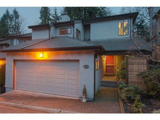 "Photo 1: 1743 RUFUS Drive in North Vancouver: Westlynn Townhouse for sale in ""Concorde Place"" : MLS®# V1045304"