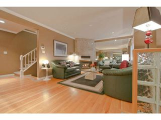 "Photo 3: 1743 RUFUS Drive in North Vancouver: Westlynn Townhouse for sale in ""Concorde Place"" : MLS®# V1045304"