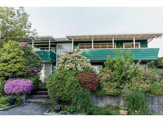"Photo 1: 835 JACKSON Crescent in New Westminster: The Heights NW House for sale in ""MASSEY HEIGHTS"" : MLS®# V1065914"