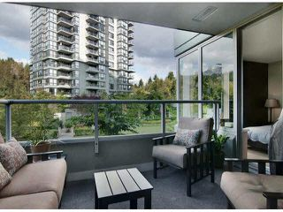 """Photo 12: 206 295 GUILDFORD Way in Port Moody: North Shore Pt Moody Condo for sale in """"THE BENTLEY"""" : MLS®# V1084423"""