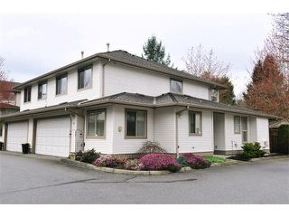 "Photo 1: 4 22280 124TH Avenue in Maple Ridge: West Central Townhouse for sale in ""HILLSIDE TERRACE"" : MLS®# V1111667"