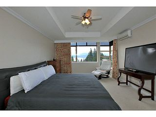 """Photo 9: 8513 SEASCAPE Drive in West Vancouver: Howe Sound Townhouse for sale in """"SEASCAPES - BELLEVUE PLAN"""" : MLS®# V1113049"""