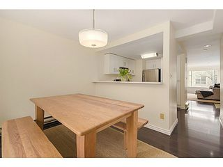 Photo 9: 3163 LAUREL Street in Vancouver: Fairview VW Townhouse for sale (Vancouver West)  : MLS®# V1113636
