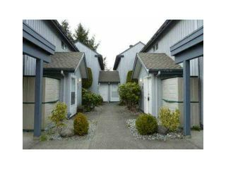 "Photo 2: 12 12334 224TH Street in Maple Ridge: East Central Townhouse for sale in ""DEER CREEK PLACE"" : MLS®# V1128546"