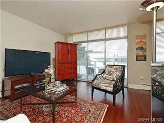 Photo 2: 704 250 Douglas Street in VICTORIA: Vi James Bay Condo Apartment for sale (Victoria)  : MLS®# 352710
