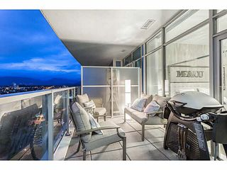"""Photo 15: 3603 4189 HALIFAX Street in Burnaby: Brentwood Park Condo for sale in """"AVIARA"""" (Burnaby North)  : MLS®# V1139525"""