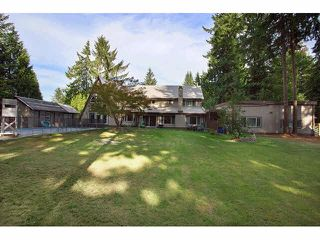 "Photo 1: 8617 FRUNO Place in Surrey: Port Kells House for sale in ""PORT KELLS"" (North Surrey)  : MLS®# F1449119"