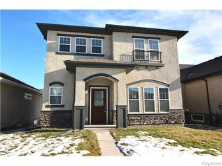 Main Photo: 139 Brookfield Crescent in WINNIPEG: Fort Garry / Whyte Ridge / St Norbert Residential for sale (South Winnipeg)  : MLS®# 1531645