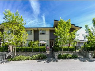 Photo 1: 56 9229 UNIVERSITY Crescent in Burnaby: Simon Fraser Univer. Townhouse for sale (Burnaby North)  : MLS®# R2067028