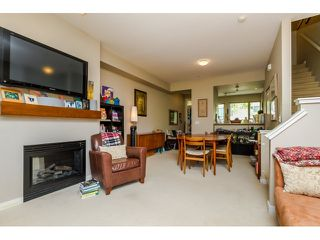 Photo 6: 56 9229 UNIVERSITY Crescent in Burnaby: Simon Fraser Univer. Townhouse for sale (Burnaby North)  : MLS®# R2067028
