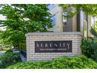 Photo 19: 56 9229 UNIVERSITY Crescent in Burnaby: Simon Fraser Univer. Townhouse for sale (Burnaby North)  : MLS®# R2067028