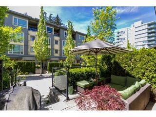 Photo 3: 56 9229 UNIVERSITY Crescent in Burnaby: Simon Fraser Univer. Townhouse for sale (Burnaby North)  : MLS®# R2067028