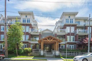 "Photo 1: 432 4280 MONCTON Street in Richmond: Steveston South Condo for sale in ""THE VILLAGE"" : MLS®# R2078077"