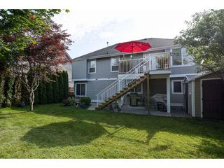 """Photo 19: 4063 CHANNEL Street in Abbotsford: Abbotsford East House for sale in """"Sandyhill"""" : MLS®# R2078342"""